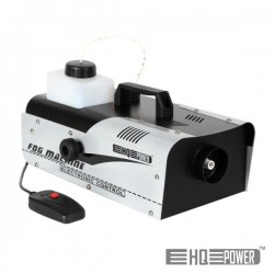 Máquina de Fumos 1200W c/ Controlador Hq Power