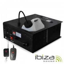 Máquina de Fumos 1500W Multidireccional Dmx Ibiza