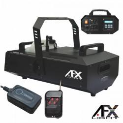 Máquina de Fumos 3000W Dmx 2 Comandos 9L Afxlight