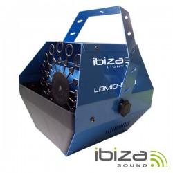 Máquina de Bolhas 25W Azul Ibiza