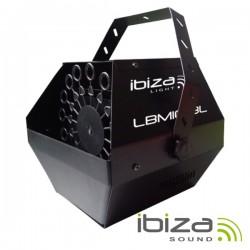 Máquina de Bolhas 25W Preta Ibiza