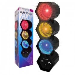 Conjunto de Luz Modular 3 X 47 Leds