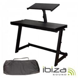 Suporte Dj Estrutura Aço 68-92cm c/ Saco Ibiza