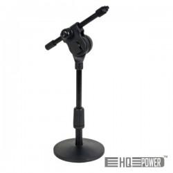Suporte p/ Microfone de Mesa Hq Power