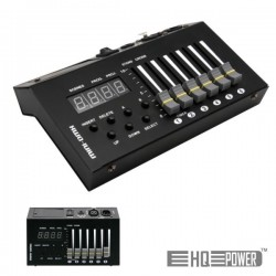 Controlador Dmx 54 Canais Mini Hq Power