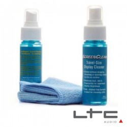 Kit Limpeza p/ Lcd/Plasma/Laptop/Tablet Ltc