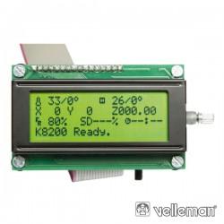 Controlador Autónomo p/ Impressora 3D K8200 Velleman