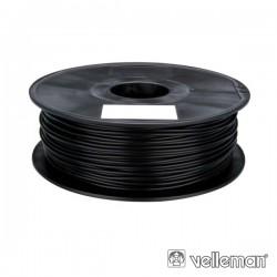 Rolo de Filamento p/ Impressão 3D 1.75mm 1Kg Preto