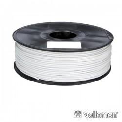 Rolo de Filamento p/ Impressão 3D 1.75mm 1Kg Branco