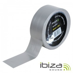Fita Adesiva Gaffa 48mm 50M Cinzento Ibiza