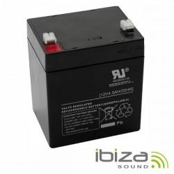 Bateria Chumbo 12V 4.5A Ibiza