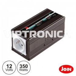Conversor 12V-230V 350W Onda Sinusoidal Modificada