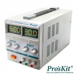 Fonte de Alimentação Digital 0-30V / 0-5A Proskit