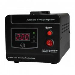 Estabilizador Automático Tensão 500Va/300W Preto