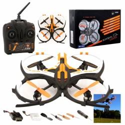 Drone c/ Transmissor 4+2 Canais 2.4Ghz