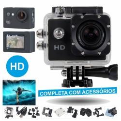 Camara de Acção Full Hd 12Mp c/ Gravação Vídeo