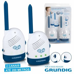 Intercomunicador Baby Phone S/ Fios Grundig