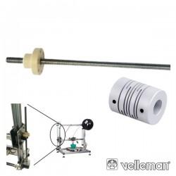 Veio p/ Impressora 3D K8200 Velleman