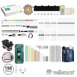 Kit Iniciação Arduino Velleman