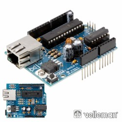 Ethernet Shield p/ Arduino Velleman