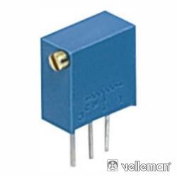 Potenciómetro de Ajuste Cermet Trimmer Multivolta 10K