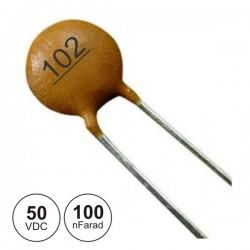 Condensador Cerâmico 100Nf