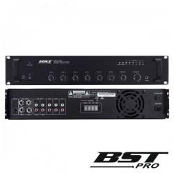 Amplificador Pa Phantom 120W 10 Entradas Bstpro