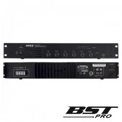 Amplificador Pa 60W 4 Entradas Bstpro