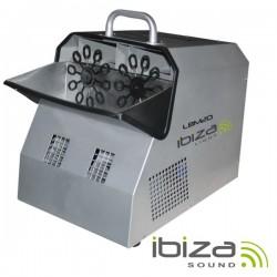 Máquina de Bolhas Dupla 300W 2.5L Ibiza