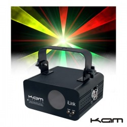 Laser Multicor (Rgy) Dmx Kam