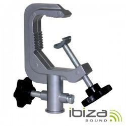 Ganchos p/ Projectores Forma G Prateado Ibiza