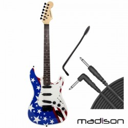 "Guitarra Eléctrica 39"" Stratocaster Usa Madison"