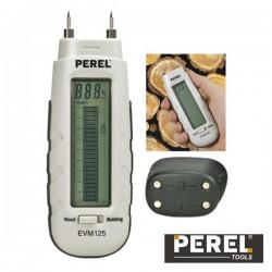 Medidor de Húmidade p/ Madeira E Material Construção
