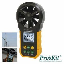 Anemómetro Digital Pro'sKit
