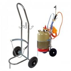 Carrinho p/ Transporte de Bilhas de Gás 150Kg