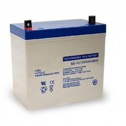 Bateria Gel 12V 55A