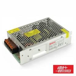 Fonte de Alimentação Industrial 24V 100W 4A - Alpha