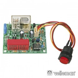 Temporizador Programável 1-24H - Velleman