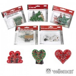Conjunto 5 Mini-Kit Velleman