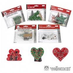 Conjunto 5 Mini-Kit Velleman