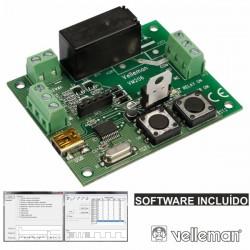 Módulo de Temporizador Universal Com Interface Usb