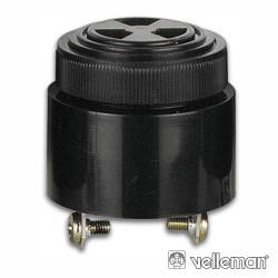 Besouro Com Controlador de Volume 3-24Vdc Velleman
