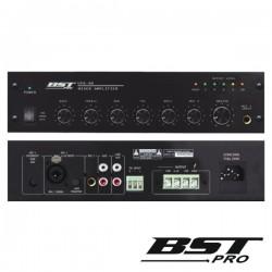 Amplificador Pa Phantom 40W 4 Entradas Bstpro