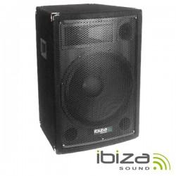 "Coluna Passiva 3 Vias 12"" 600Wmáx Ibiza"