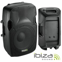 "Coluna Passiva 12"" 500Wmáx Abs Ibiza"