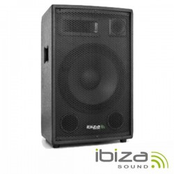 "Coluna Passiva 3 Vias 8"" 200Wmáx Mdf Ibiza"