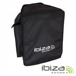 "Bolsa Protectora p/ Coluna 15"" Poliéster Ibiza"