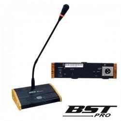"""Microfone Condensador Pescoço Cisne 18"""" Botão Bstpro"""