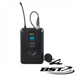 Microfone Headset p/ Transmissor Udr208 8 Frequências Bst