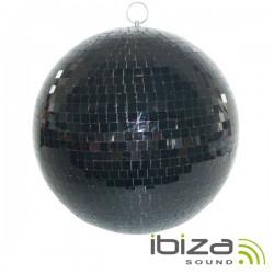 Bola de Espelhos 50cm Preta Ibiza
